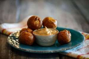 Beer Battered Artichokes