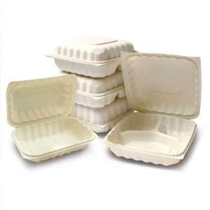 Earth friendly packaging