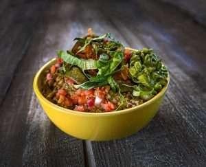 Melita's Vegan Bowl