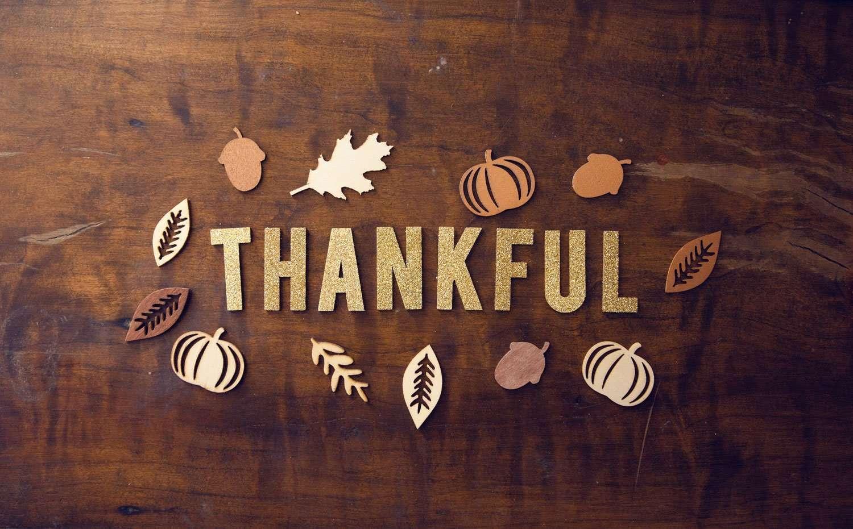 Thankful activities