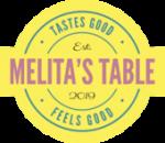 Melitas Table Logo