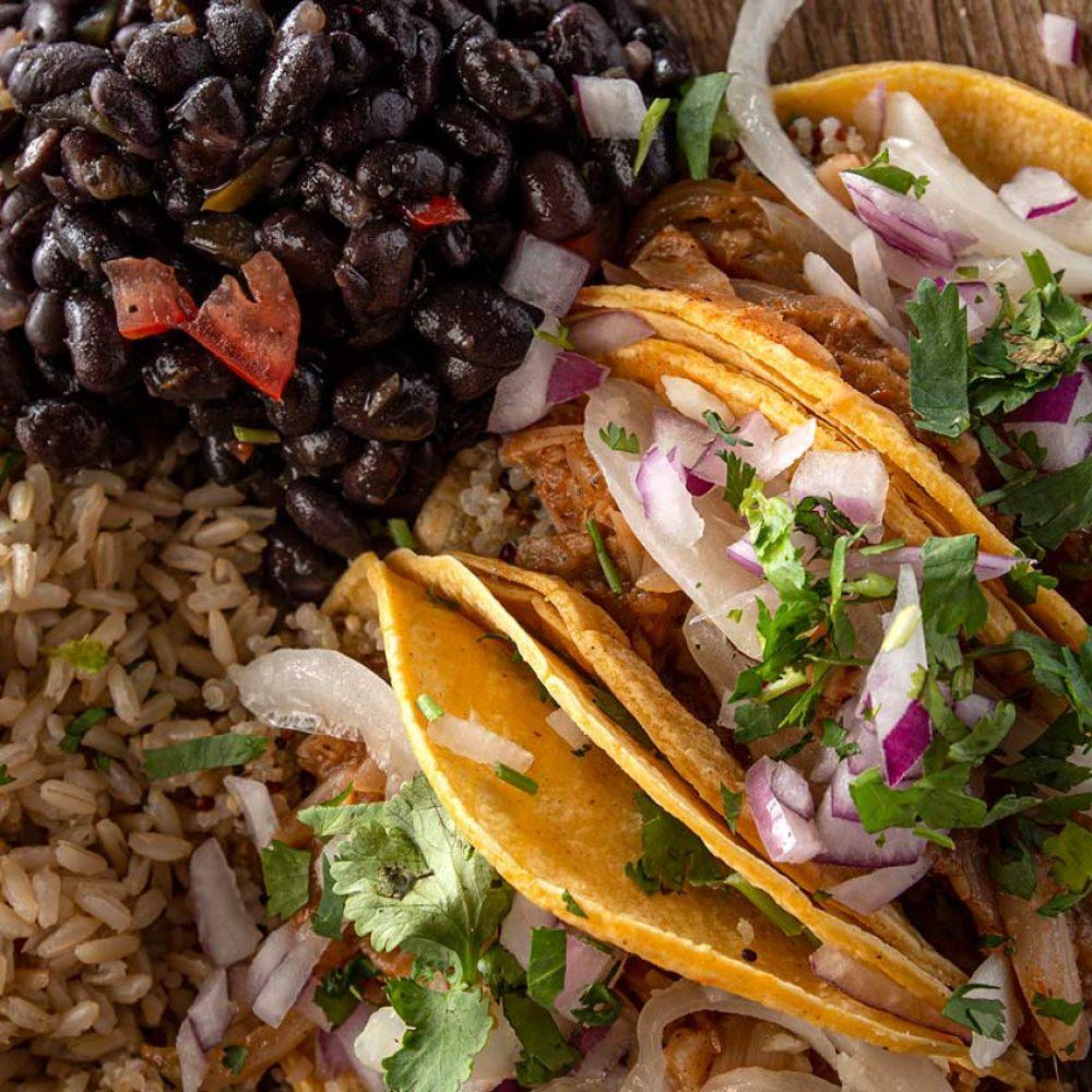 Spiced Street Tacos