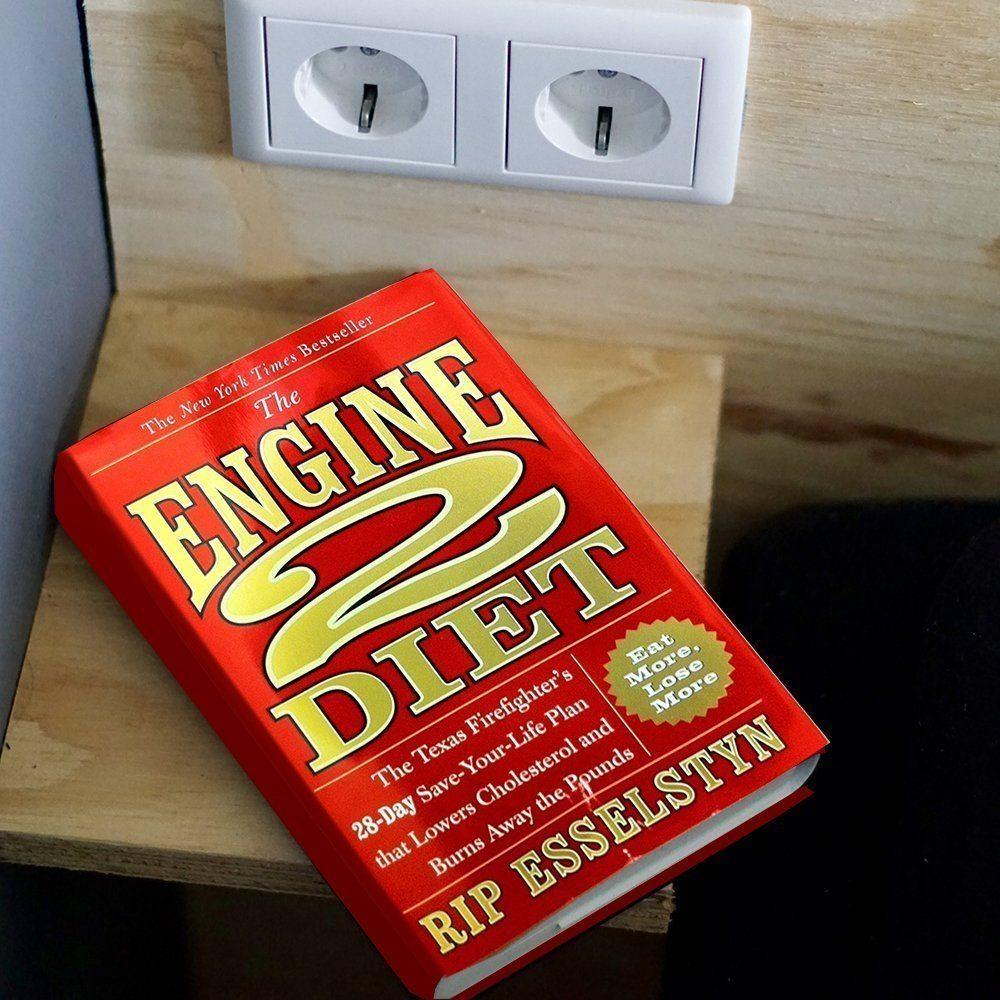 Engine 2 Diet book