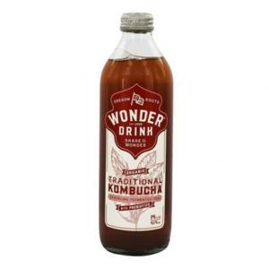 Wonder Drink Traditional Kombucha