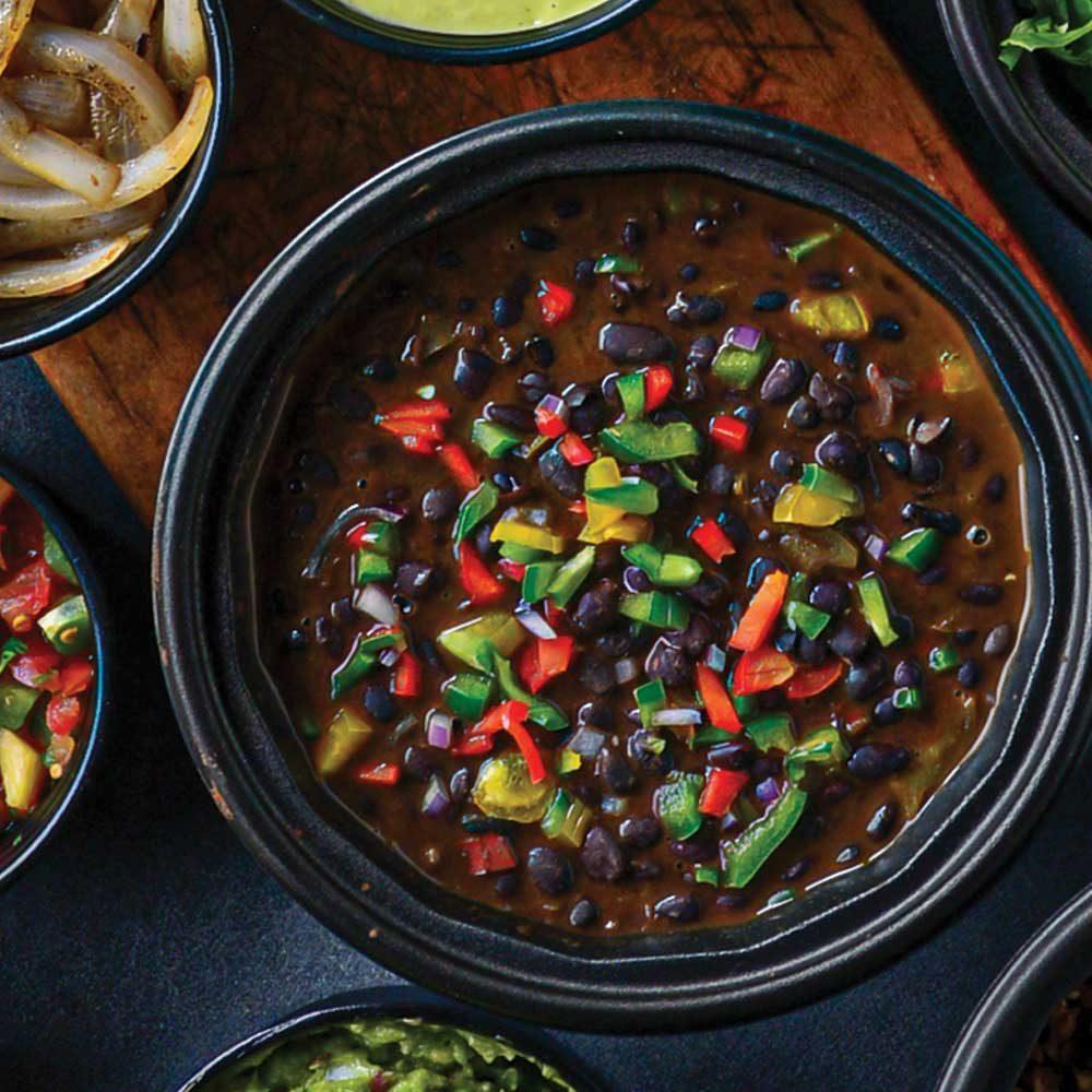 Melita's Black Beans