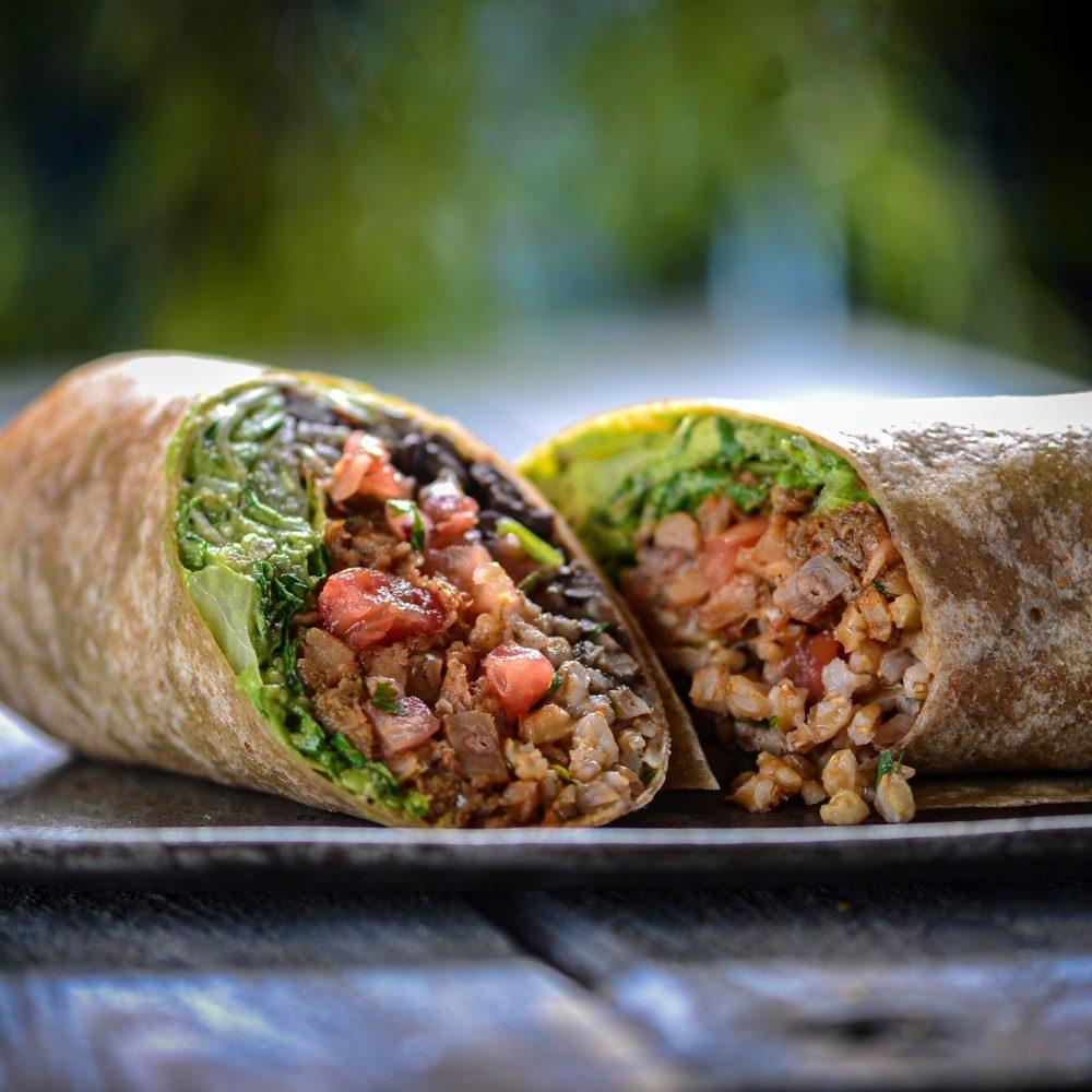 Plant Based Burrito