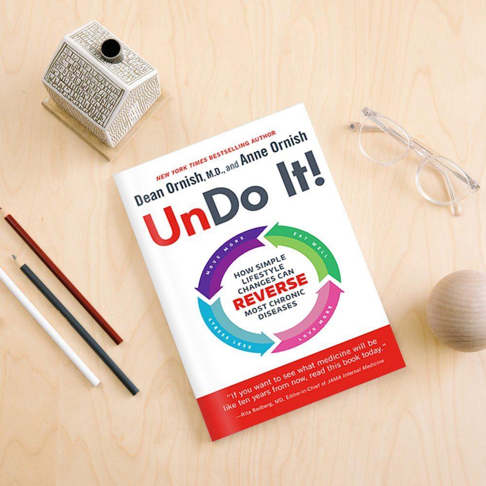 UnDo It! Book